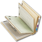 Economical Manila and Colored Classification Folders