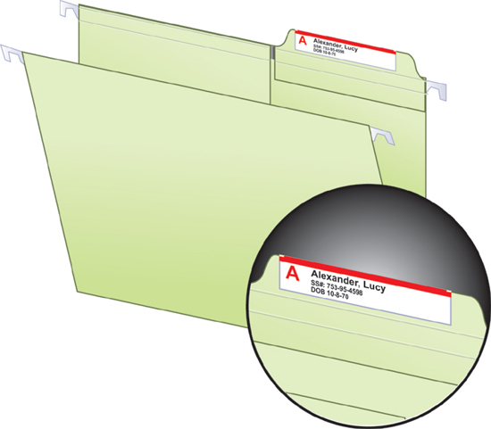 Printed Labels (Viewables)