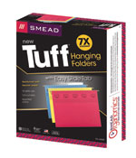 SMEAD LAUNCHES NEW TUFF™ HANGING FOLDER WITH EASY SLIDE™ TAB
