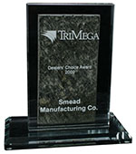 SMEAD NAMED TRIMEGA 2009 DEALERS' CHOICE SUPPLIER OF THE YEAR