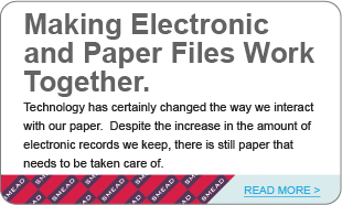 Making Electronic and Paper Files Work Together