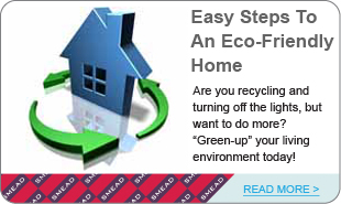 Easy Steps To An Eco-Friendly Home