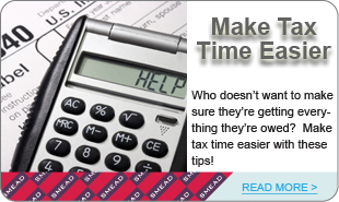 Make Tax Time Easier