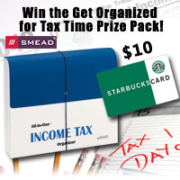 Get Organized for Tax Time