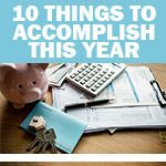 Checklist: 10 Things to Accomplish This Year