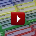Video: Color Coding - How To Organize By Color