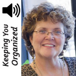Podcast 020: The Psychology Behind Organizing