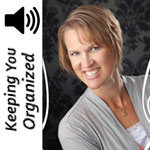 Podcast 078: The Five R's of Eco-Friendly Organizing