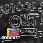 Podcast 132: Routines and Organizing Essentials for Students