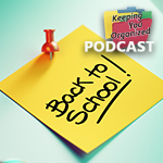 Podcast 178: A Productive Back to School Experience - Part 1