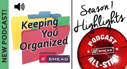 OrganizingTips: Highlights from Season One