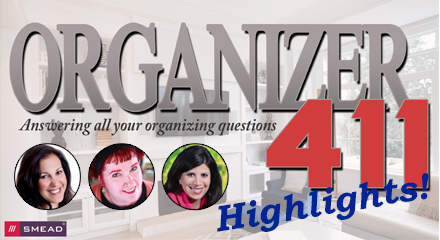 Organizer411 Hangout Highlights with Kim, Lisa & Ramona