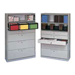 Modular Drawer and Door Systems