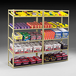 Z-Line Low Profile Shelving Units