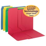 3-in-1 SuperTab® Section Folder