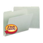 Smead Pressboard File Folder 13234, 1/3-Cut Tab, 2