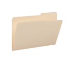 Smead File Folder 15385, 2/5-Cut Tab Right Position, Legal, Manila