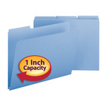 Smead Pressboard File Folder 21530, 1/3-Cut Tab, 1