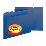 Smead Pressboard File Folder 21541, 1/3-Cut Tab, 1