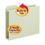Smead FasTab® Hanging Box Bottom Folder 64201, 2