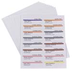Smead Viewables® Labeling System 64915, Label Refill Pack, Hanging Folder Labels, Ink-Jet and Laser Printers