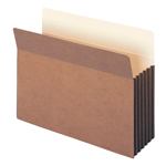 Redrope File Pockets with Tyvek®-Lined Gusset