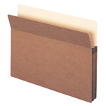 Smead File Pocket 73800, Straight-Cut Tab, 1-3/4