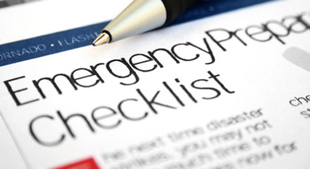 Creating an Emergency Preparation File: Protecting Vital Documents