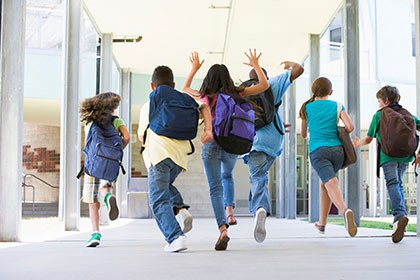 Eight Golden Rules for Back to School