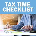Checklist: Organizing Tax Paperwork