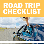 Checklist: Preparing for Your Road Trip