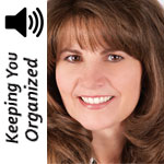 Podcast 005: Get Organized in 10 Minutes a Day