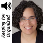 Podcast 006: The Mental Block Towards Organizing