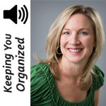 Podcast 008: Home Organization With Debbie Lillard