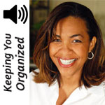 Podcast 011: Holiday Organizing For Home And Small Business