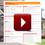 Video: Fall Cleaning Checklist