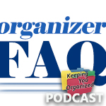 Podcast 121: Organizing FAQ's