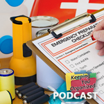 Podcast 195: How to Prepare for an Emergency - Part 1