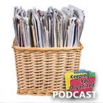 Podcast 207: Sunday Basket Organizing Part 2