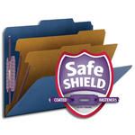 PressGuard Classification Folders With SafeSHIELD Coated Fastener Technology