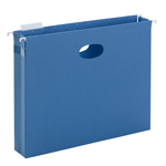 Smead Hanging File Pocket with Full-Height Gusset 64250, 2