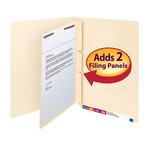 Smead Self-Adhesive Folder Dividers 68027, 1