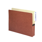 Smead End Tab File Pocket 73624, Reinforced 4
