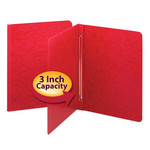 Smead PressGuard® Report Cover 81252, Metal Prong with Compressor, Side Fastener, 750 Sheets/3