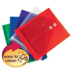 Smead Poly Envelope 89501, 1-1/4
