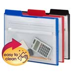 Poly Project Organizer with Zip Pouch