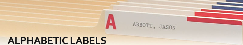 Alphabetic Labels